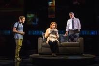 Plann, Jennifer Laura Thompson and Michael Park as Connor's parents