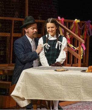 Shane Baker and Shayna Schmidt