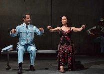 (l-r) Tony Shalhoub and Katrina Lenk