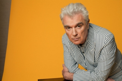 David Byrne. See Public Theater