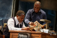 John Douglas Thompson as Becker and Michael Potts as Turnbo
