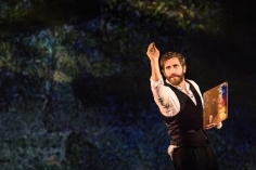 Jake Gyllenhaal is Sunday in the Park with George