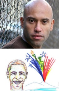 """In 2012, a Harvard educated actor named Toby Blackwell portrayed Barack Obama, the 44th president, in an Off-Off Broadway musical entitled """"Obama in Naples."""" The play by Italian journalist Claudio Angelini was more about Naples than Obama, who appeared for only about 15 minutes. The Neopolitans greet him as a savior for their troubled city, suggesting he could replace San Gennaro as the patron saint of Naples (The part was so incidental to the action, that I couldn't find a production shot that included the character, so I've put Blackwell's headshot with the cover to the program.) Will there be a play that focuses on Obama someday on Broadway? This seems likely, despite his nickname, """"No Drama Obama."""""""