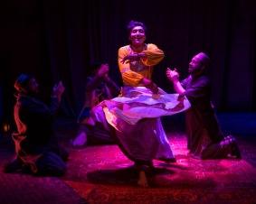 3 DEVEN KOLLURI , JONATHAN RAVIV, NIKHIL SABOO, OSH GHANIMAH in THE BOY WHO DANCED ON AIR. Photography by Maria Baranova