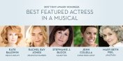 Featured Actress in a Musical