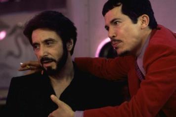 Pacino and Leguizamo