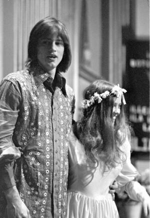 Shepard's 1969 wedding to O''